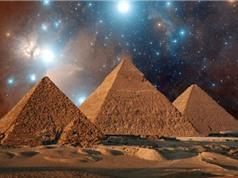 Những sự thật ít người biết về kim tự tháp Ai Cập
