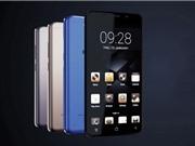 Cận cảnh smartphone cảm biến vân tay, pin 6.000 mAh, giá hơn 3 triệu