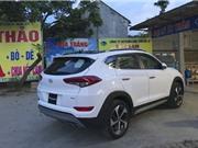 Cận cảnh Hyundai Tucson phiên bản thể thao tại Việt Nam