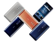 Nokia 8 trình làng: Camera kép ống kính Carl Zeiss, chip Snapdragon 835, RAM 6 GB