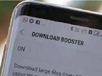 Hướng dẫn kích hoạt tính năng Download Booster trên Galaxy S8