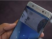 Mẹo quét mống mắt hiệu quả hơn trên Galaxy S8