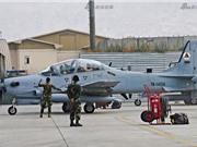 Xem chiến đấu cơ cánh quạt giá 14 triệu USD của Afganistan