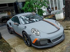 Quốc Cường Gia Lai độ Porsche 911 GT3 tiền tỷ