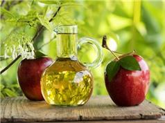 8 lợi ích nhờ uống đều đặn nước pha giấm táo mỗi sáng