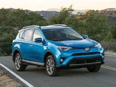 Top 10 xe SUV và crossover bán chạy nhất tại Mỹ tháng 7/2017