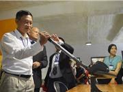 Cơ hội tại không gian sáng chế Đà Nẵng: Sinh viên làm việc với người của các hãng công nghệ