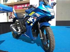 Cận cảnh môtô Suzuki Gixxer giá 33 triệu khiến dân Việt phát thèm