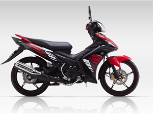 Bảng giá xe Yamaha tháng 8/2017: Dừng bán 2 mẫu xe