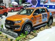 Ford bán hơn 2.400 chiếc xe tại Việt Nam trong tháng 7/2017