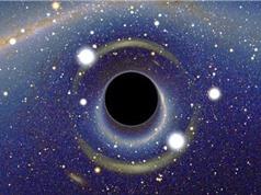 Siêu hố đen tàn sát sao trong vũ trụ