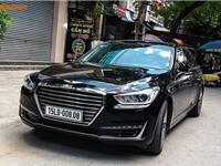 Ngắm xe sang Genesis G90 tiền tỷ tại Hải Phòng