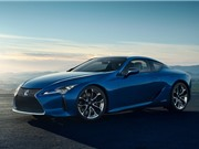 Bảng giá Lexus, Mitsubishi tháng 8/2017: Loạt xe giảm giá