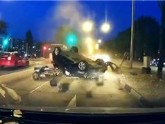 Clip: Vụ tai nạn thảm khốc khiến 1 biker tử vong tại chỗ