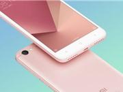 Xiaomi ra mắt Redmi Note 5A: RAM 4 GB, camera selfie 16 MP, giá hấp dẫn