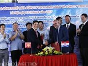 Đưa công nghệ đóng tàu hút chân không vào Việt Nam