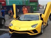Đại gia Sài Gòn chi 40 tỷ tậu siêu xe Lamborghini Aventador S