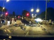 CLIP HOT NGÀY 21/8: Biker tử vong sau tai nạn liên hoàn, nam thanh niên tông trúng cột điện