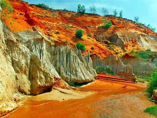 Ghé thăm chốn bồng lai tiên cảnh ở Bình Thuận