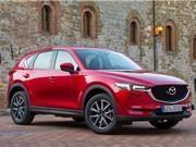 10 xe SUV và crossover cỡ trung tốt nhất năm 2017: Mazda CX-5 góp mặt
