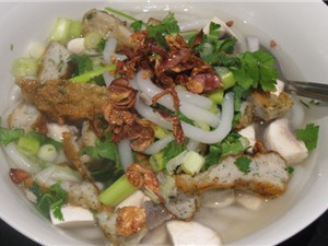 Bánh canh chả cá Nha Trang - món ngon làm nên văn hóa ẩm thực Khánh Hòa