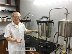 """Tiến sỹ Lê Văn Tri: Người """"đặt cược"""" tài sản để kinh doanh bằng khoa học"""