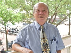 GS -TSKH Phạm Ngọc Đăng - chuyên gia nghiên cứu về không khí ở Việt Nam