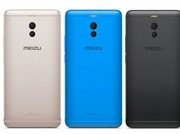 Meizu ra mắt M6 Note: Camera kép, chip Snapdragon 625, giá hấp dẫn