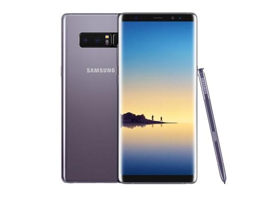 Samsung Galaxy Note 8 trình làng: Camera kép, RAM 6 GB, màn hình vô cực