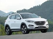 Hyundai Tucson 2017 ra mắt thị trường Việt, giá từ 815 triệu đồng