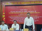 """Việt Nam """"đo"""" cơ hội và thách thức với cuộc cách mạng 4.0"""