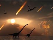 Mưa a-xít đã giết chết loài khủng long