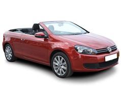Xe mui trần Volkswagen Golf Cabriolet giá 950 triệu tại Việt Nam