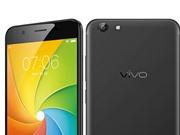 Vivo ra mắt smartphone camera selfie 16 MP, RAM 3 GB, giá hơn 5 triệu