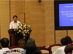 CMC xung phong vận hành Cổng thông tin khởi nghiệp thủ đô