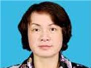 PGS -TS Nguyễn Thị Huệ - chuyên gia nghiên cứu về không khí ở Việt Nam