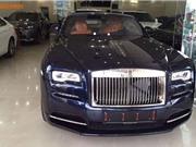 Siêu xe sang Rolls-Royce Dawn giá 40 tỷ tại Sài Gòn