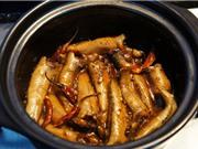 Cách làm món cá bống dừa kho tiêu ngon như người miền Tây