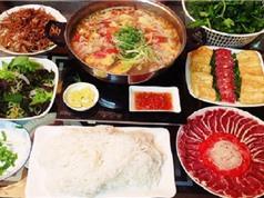 Công thức nấu lẩu riêu cua bắp bò đậm chất Hà Nội