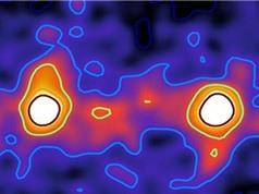 Lưới vật chất tối nối các thiên hà trong vũ trụ