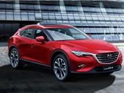 Cận cảnh Mazda CX-4 2018 giá từ 480 triệu tại Trung Quốc