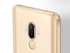 Chi tiết smartphone cảm biến vân tay, camera kép, giá 1,59 triệu đồng