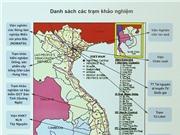 Danh sách các trạm khảo nghiệm giống cây trồng trên cả nước