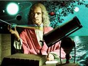 Thực hư chuyện Isaac Newton bị táo rơi vào đầu