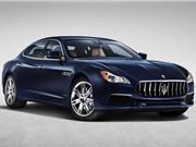 Top 10 xe hơi Italia đáng mua nhất năm 2017: Maserati áp đảo