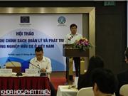 Xây dựng nghị định về nông nghiệp hữu cơ tại Việt Nam