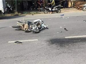 Clip: Tai nạn thảm khốc khiến 3 người tử vong tại chỗ ở Hưng Yên