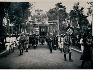 Chùm ảnh lễ tế đàn Nam Giao năm 1933 ở kinh thành Huế