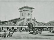 Ảnh cực hiếm về chợ Bến Thành thập niên 1920