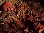 Phát hiện bộ xương 'Nữ hoàng Đỏ' của người Maya
